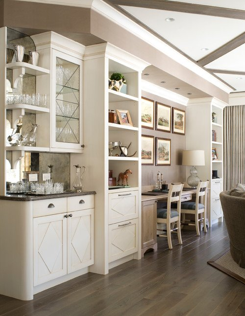 The Best Ideas For Updating A Wet Bar For Modern Day Living