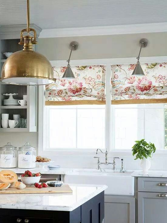 8 Ways To Dress Up The Kitchen Window