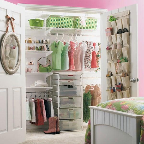 Lighting for closets Wardrobe Girls Closet With Light Coffeeandcocktailsclub How To Glamorize Reachin Closet