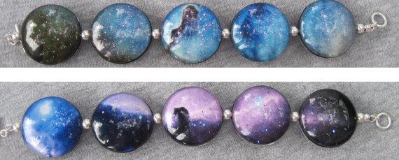 Micheal's Space Bracelet
