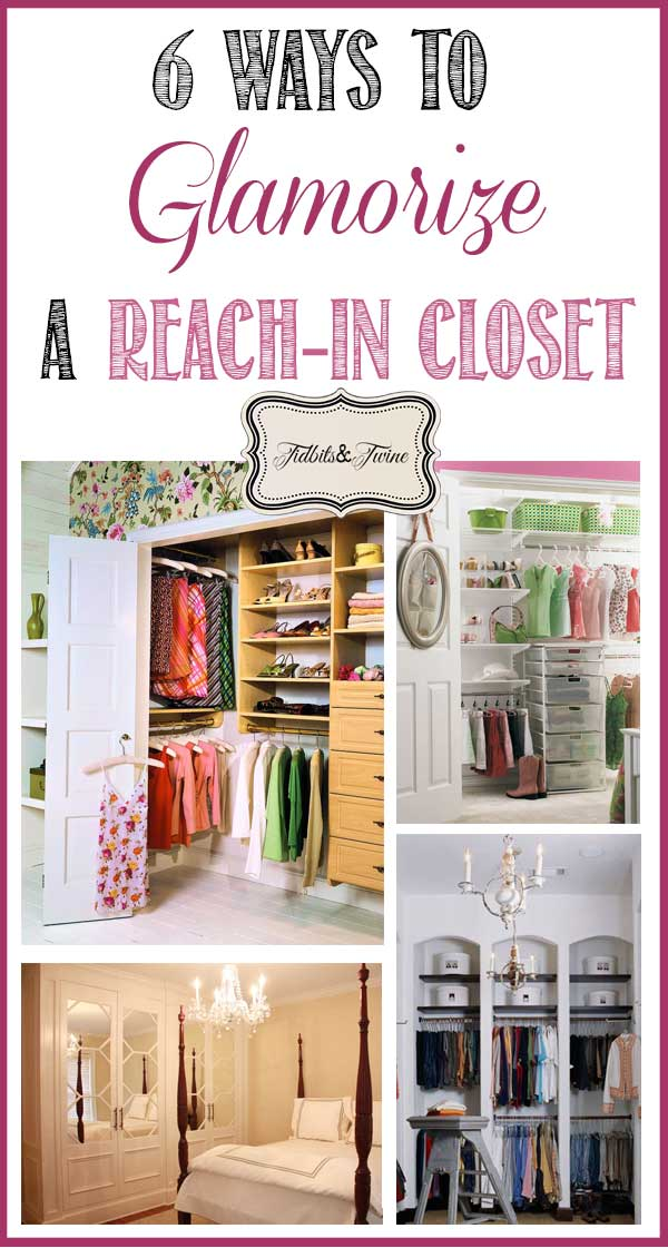 TIDBITS-&-TWINE---6-Ways-to-Glamorize-a-Reach-In-Closet