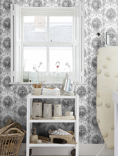 Cameo Toile Scullery