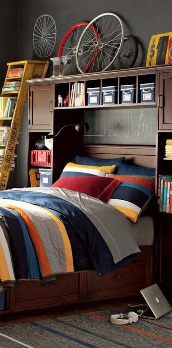 15 Amazing Tween Teen Boy Bedrooms Tidbits Amp Twine