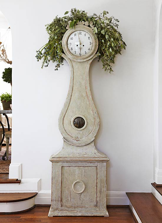 Lisa Luby Ryan Clock