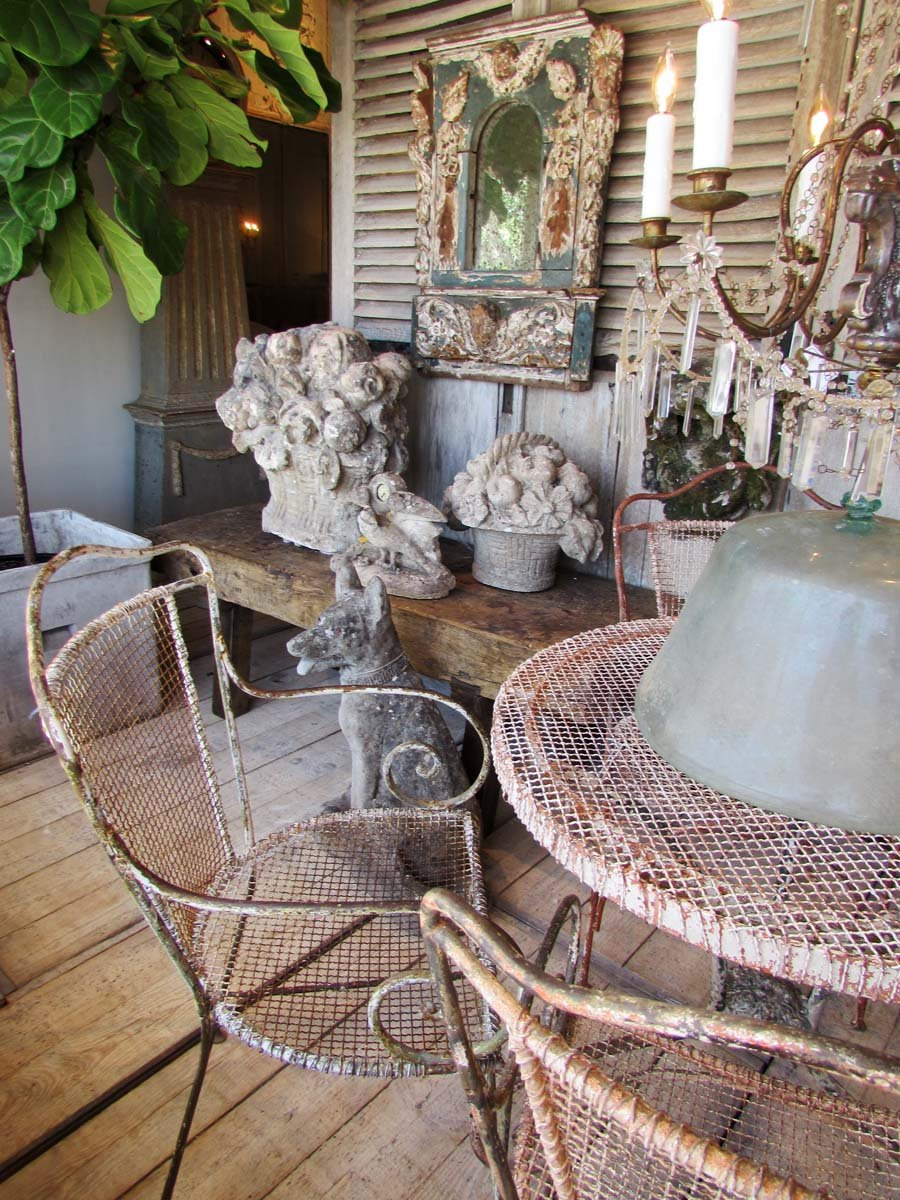 Lisa Luby Ryan Vintage Living Shop