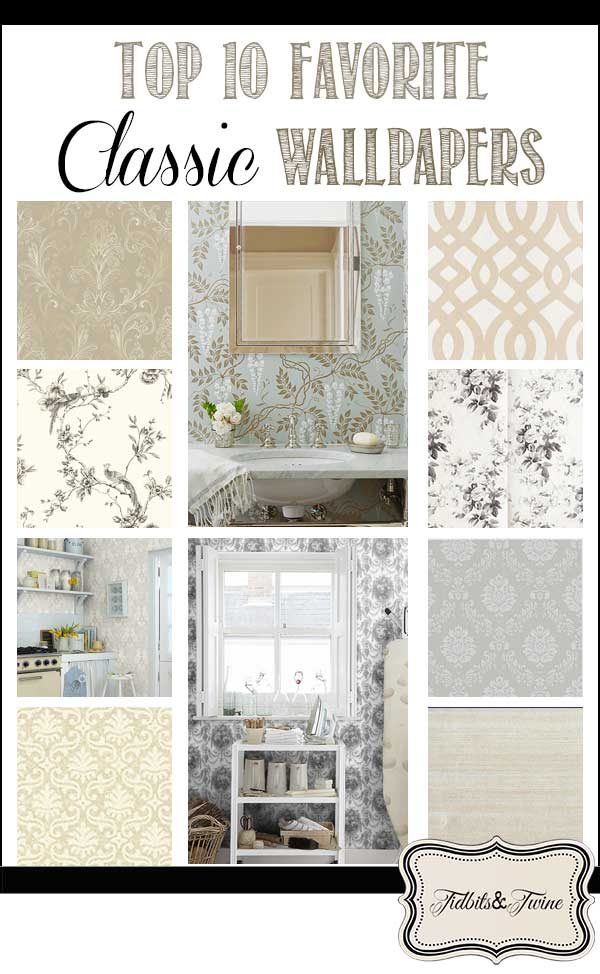 10 Classic Wallpaper WOWS!