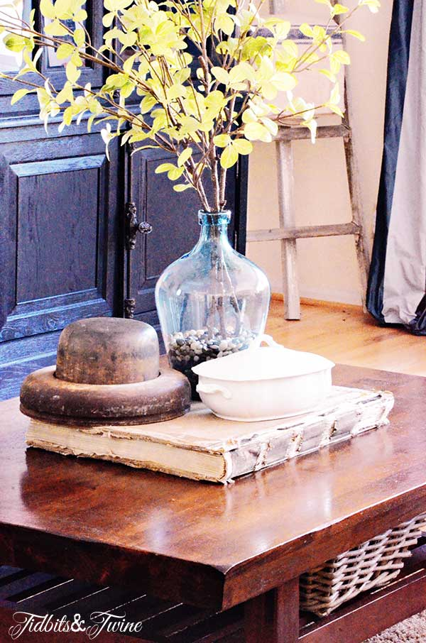 TIDBITS-&-TWINE-Coffee-Table-Vignette---The-Center-of-Attention
