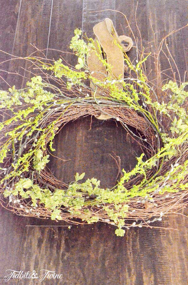 TIDBITS&TWINE-Fall-Wreath-2014-Step-2