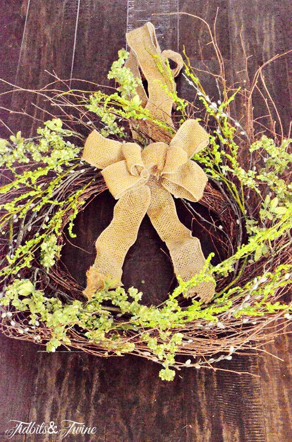 TIDBITS&TWINE-Fall-Wreath-2014-Step-3
