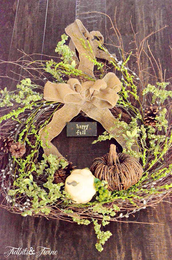 TIDBITS&TWINE-Fall-Wreath-2014-Step-5