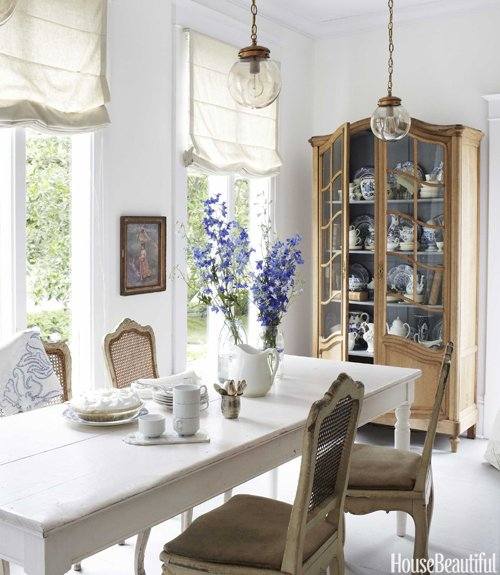 Designer spotlight annie brahler tidbits twine Pretty dining rooms