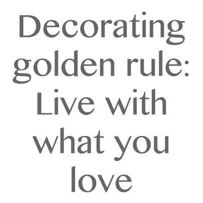 Decorating Rule Elements of a Cozy Home