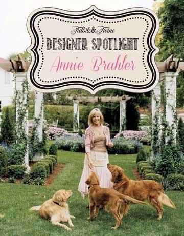 TIDBITS TWINE Designer Spotlight Annie Brahler Designer Spotlight: Annie Brahler
