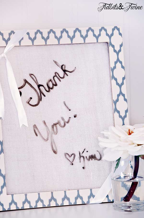 TIDBITS-&-TWINE-Dry-Erase-on-Frame-Hostess-Gift