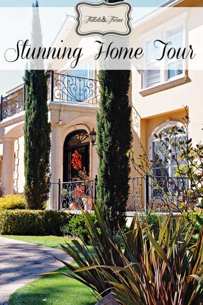 A Stunning Home Tour {Liz & David's House}