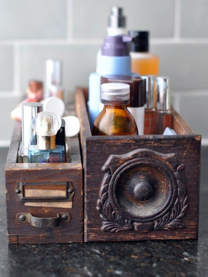 TIDBITS & TWINE Vintage Drawer Storage