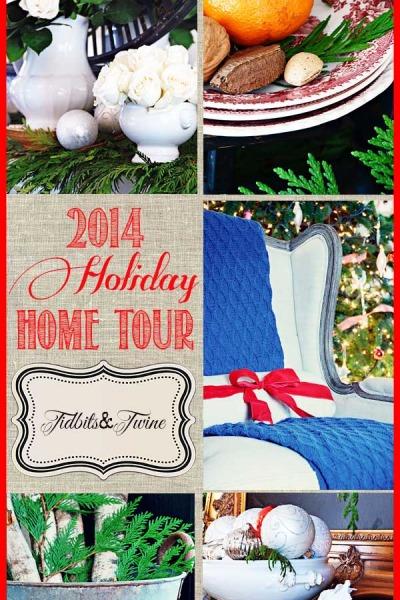 My 2014 Christmas Home Tour