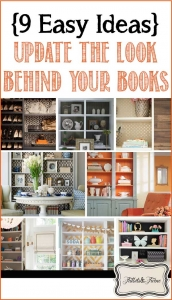 How to Update a Bookcase