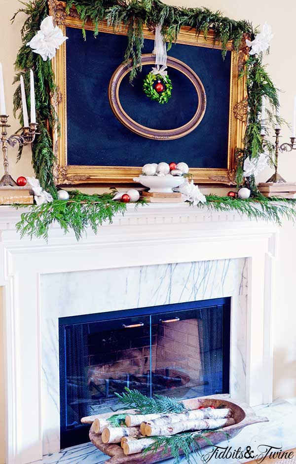 TIDBITS-&-TWINE-Christmas-Living-Room-Fireplace