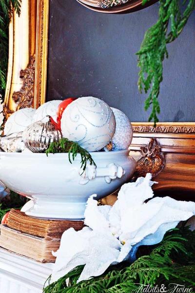 Christmas Inspiration for the Living Room