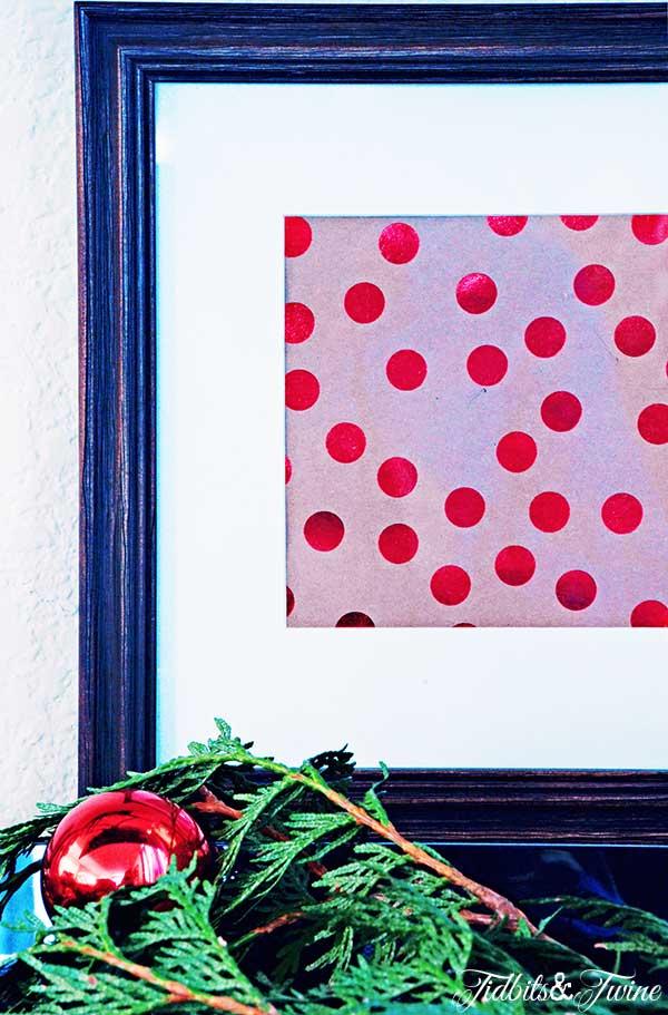 TIDBITS-&-TWINE-Framed-Christmas-Bag