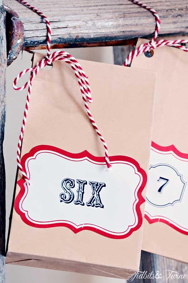 TIDBITS-&-TWINE-Ladder-Paper-Bag-Advent-Calendar
