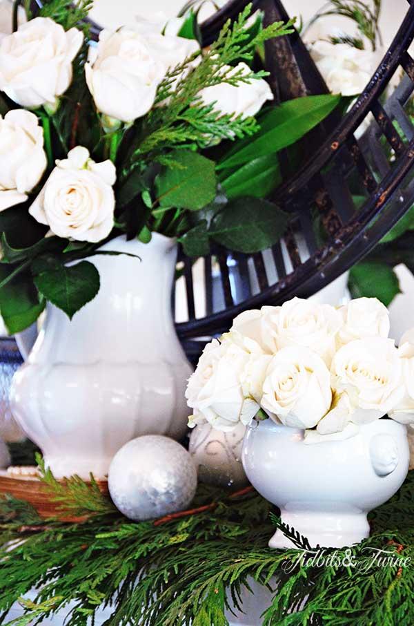 TIDBITS-&-TWINE-Master-Bedroom-Mantel-Cedar-and-Roses