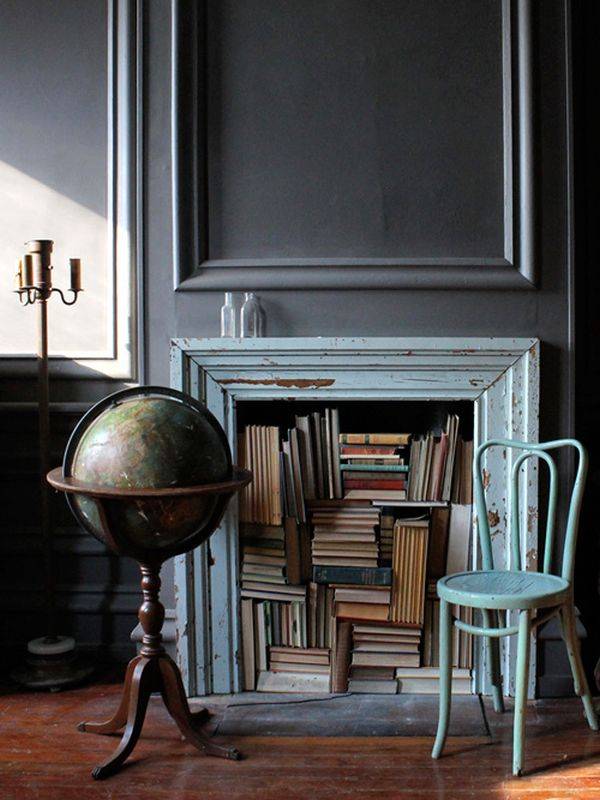 TIDBITS & TWINE Bookcase