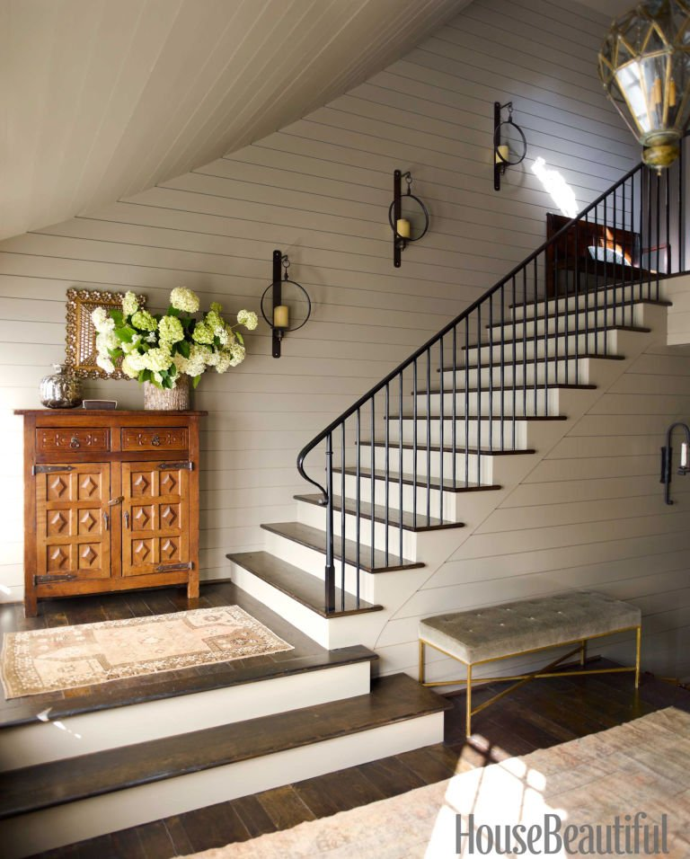 14 Staircases Design Ideas: Decorating A Staircase {Ideas & Inspiration}