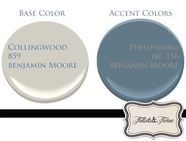 Color Inspiration: Fog & Flax