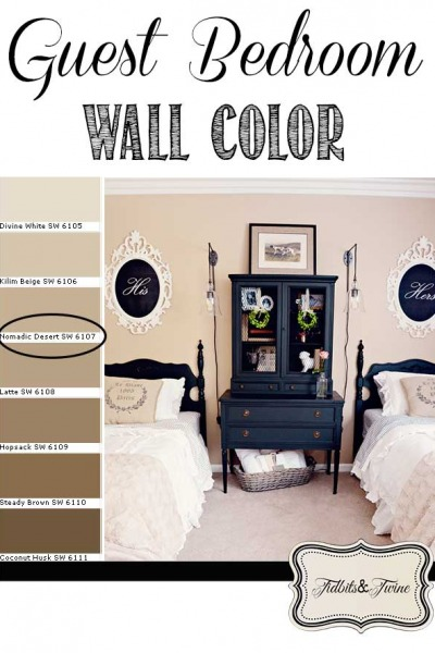 Favorite Paint Colors {by Room}