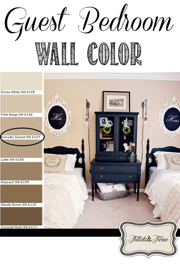 Favorite Paint Colors By Room Tidbits Twine