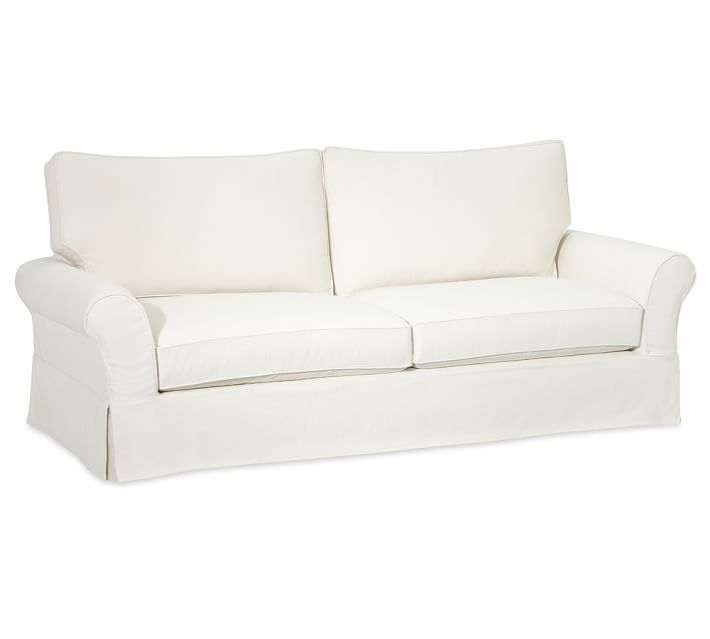 Pottery Barn Comfort Roll Arm Sofa