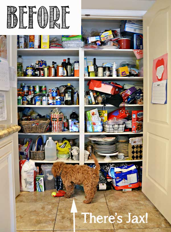 Kitchen Pantry Storage Ideas 5 Clever Reallife Pantry Storage Ideas  Tidbits&twine