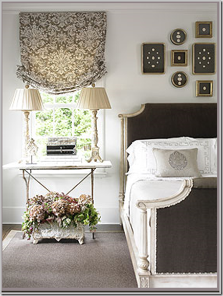 Bedroom by Amy Morris