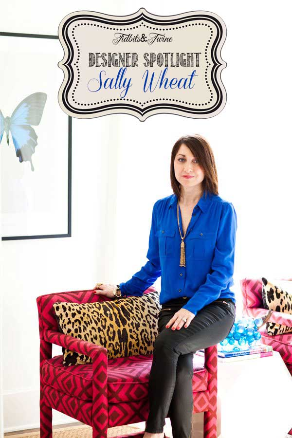 Designer Spotlight: Sally Wheat