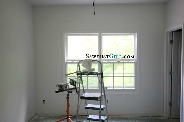 Sawdust Girl Window Before