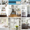 TIDBITS&TWINE - 18 Gorgeous White Kitchens That Are Anything But Boring