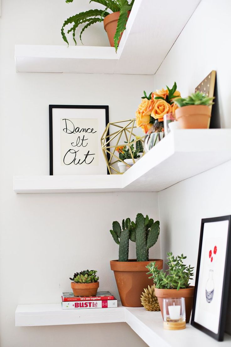 6 Small Scale Decorating Ideas For Empty Corner Spaces Tidbits Twine