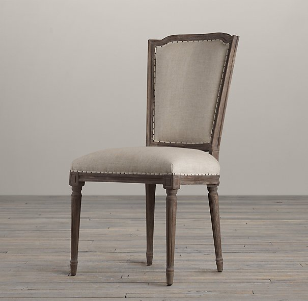 Restoration Hardware Dining Chairs: The Deconstructed Look: Trend Or Timeless?