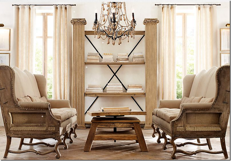 Via Restoration Hardware