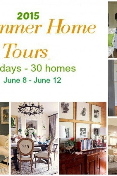 Summer Home Tour Recap & Sneak Peeks