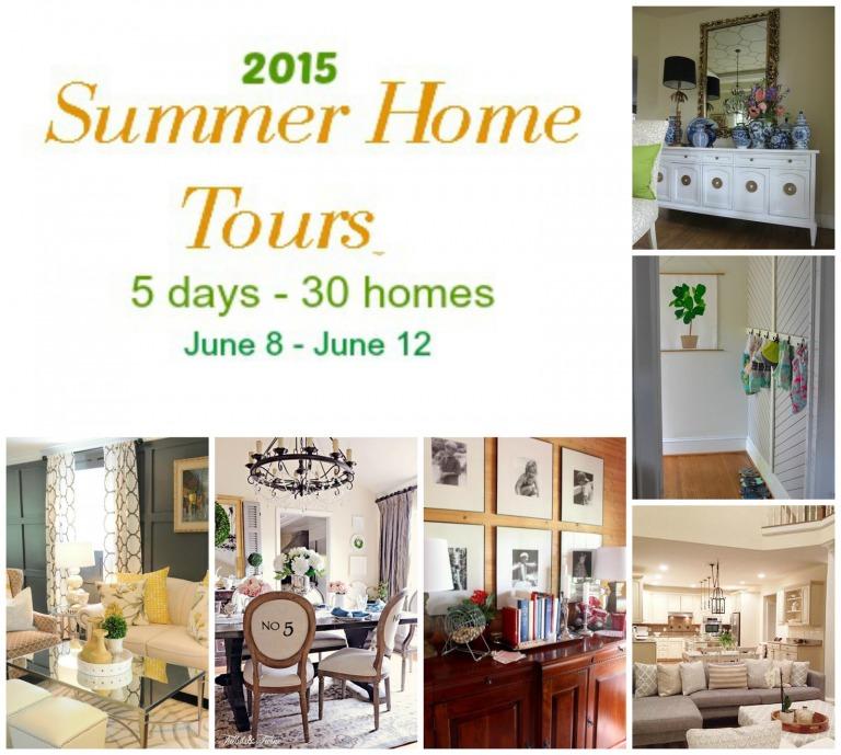Summer Home Tour Recap & Sneak Peeks