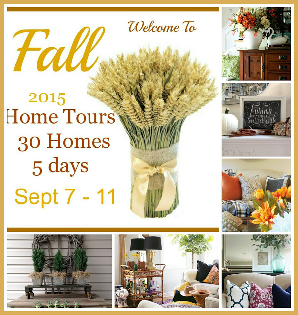 Monday 2015 Fall Home Tours