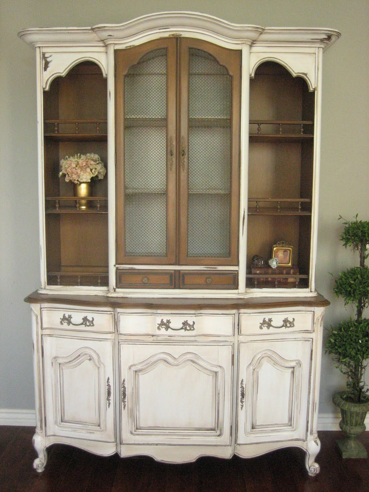 The New French Dining Hutch