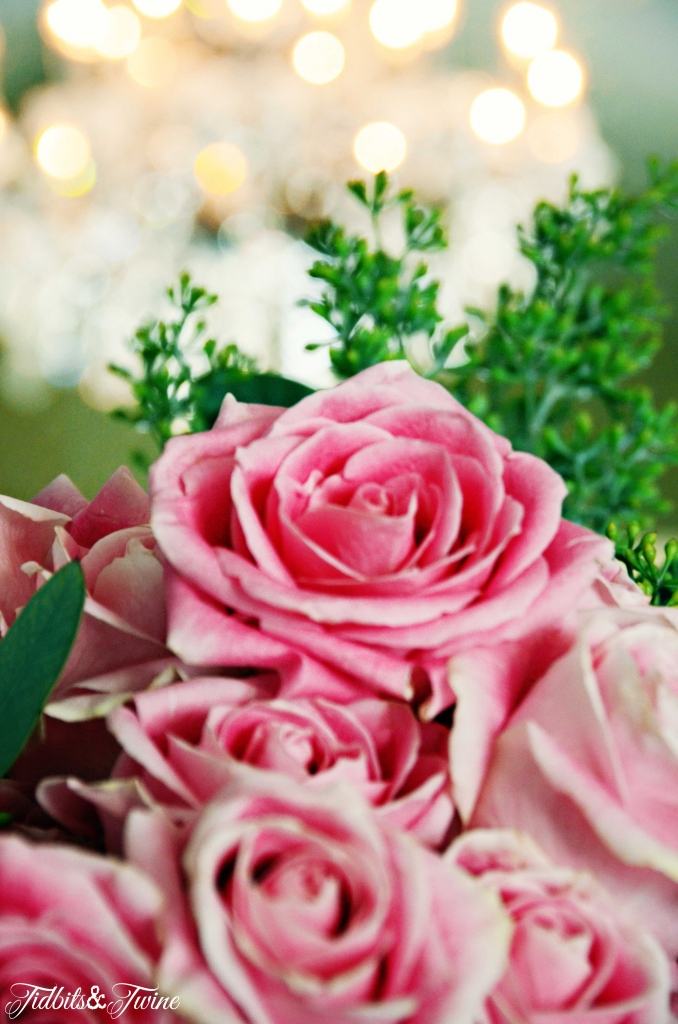 TIDBITS&TWINE--Pink-Roses-Chandelier-Reflection