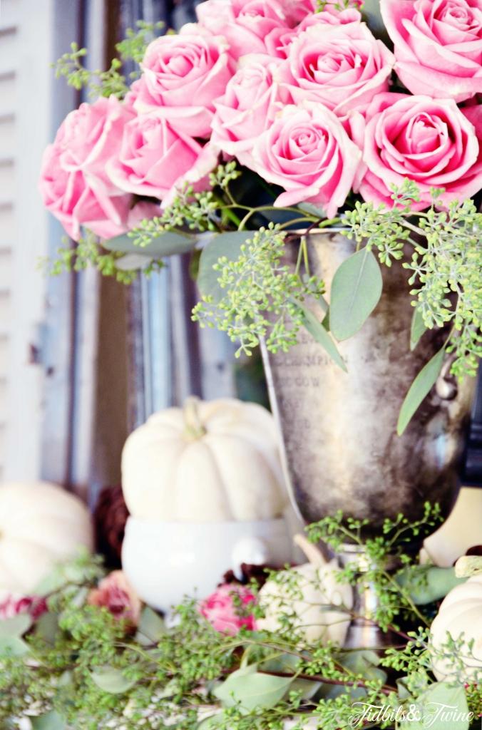 TIDBITS&TWINE--Pink-Roses-Vintage-Trophy