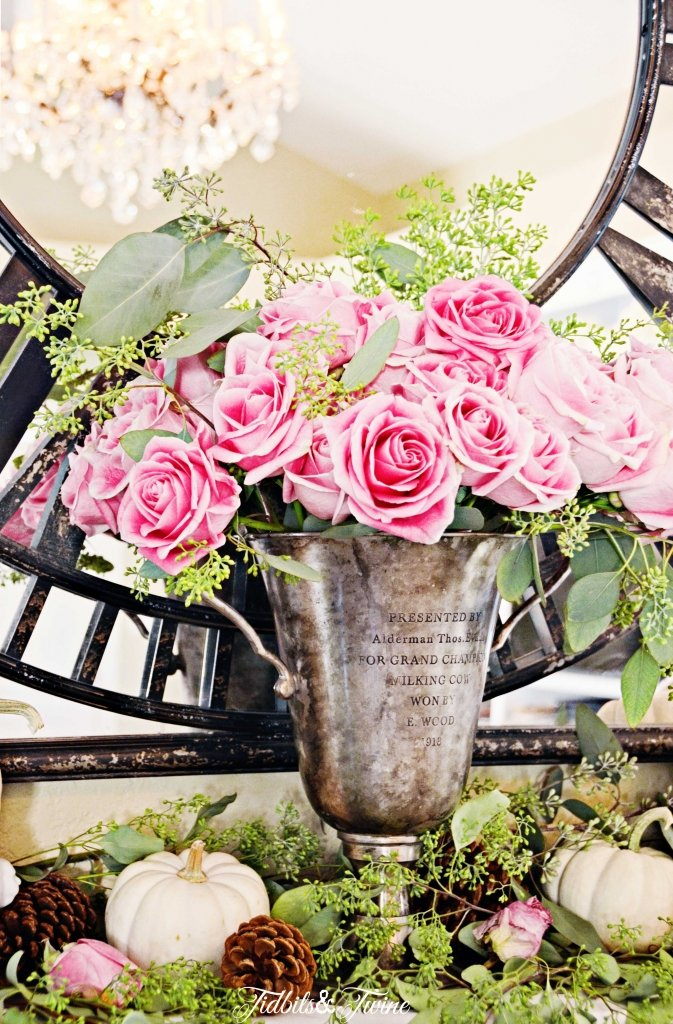 TIDBITS&TWINE--Vintage-Trophy-Cup-with-Pink-Roses2