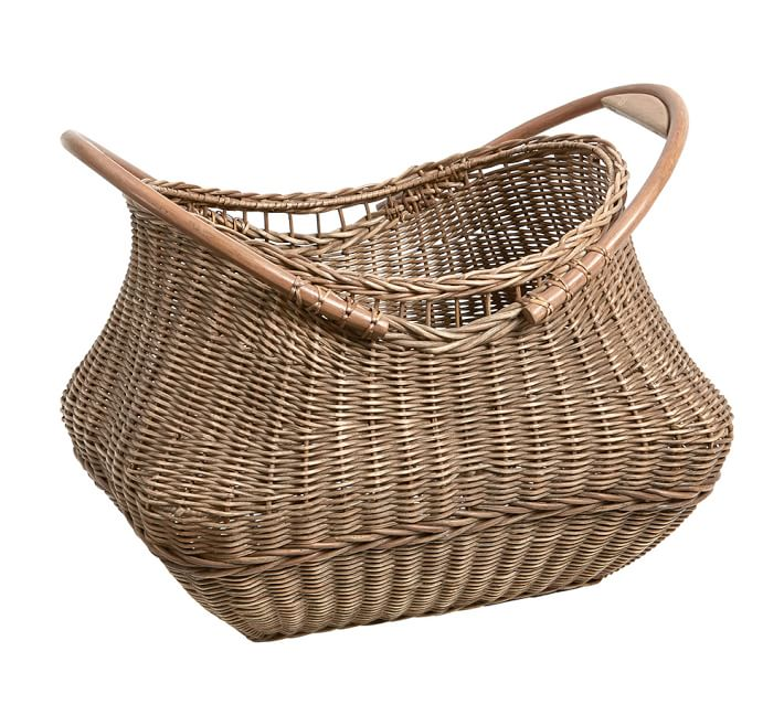 Jacquelyne Basket from Pottery Barn