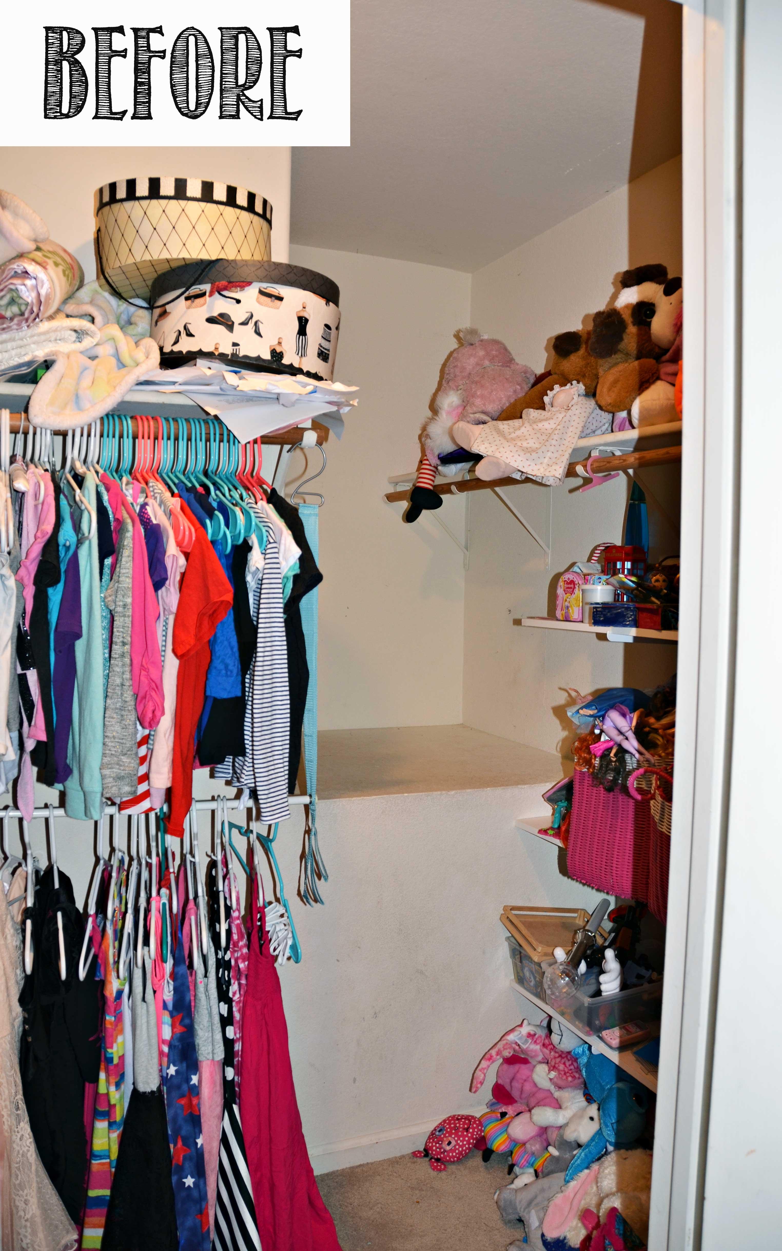 TIDBITS-&-TWINE---Girl-Closet-BEFORE